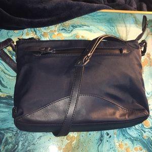 Cole Haan Zero Grand Crossbody Bag - Navy